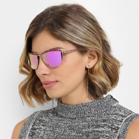 Imagem de Óculos Absurda El Prado Espelhado Feminino