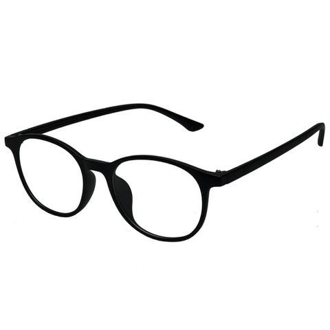 203c62f13 Oculos Armação Grau Clipon Redondo 2 Sol Lentes Preto 718 - Izaker ...