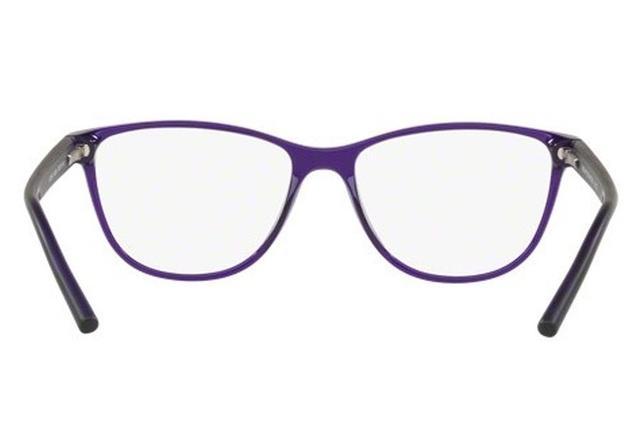 62905287d9185 Imagem de Óculos de Grau Armani Exchange AX3047L 8236 53 Roxo Transparente.  Carregando.