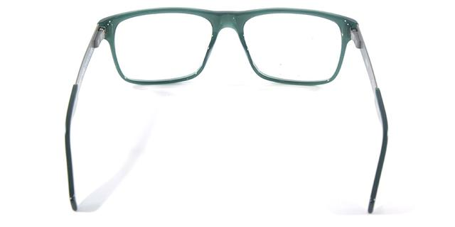 a0736de0c858e Óculos de Grau Boss Orange BO0203 Verde Prata - Óptica - Magazine Luiza