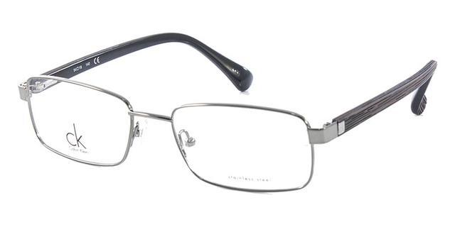 Óculos de Grau Calvin Klein CK5386 Prata - Óptica - Magazine Luiza 898fc6b833