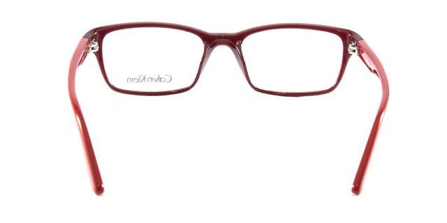 Óculos de Grau Calvin Klein CK5825 Vermelho - Óptica - Magazine Luiza db07da19cd