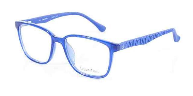 b58701118 Óculos de Grau Calvin Klein CK5857 Azul - Óptica - Magazine Luiza