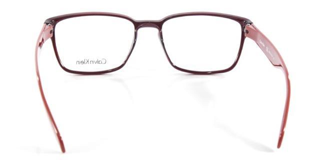Óculos de Grau Calvin Klein CK5876 Vermelho - Óculos de grau ... 4063bd4fe3