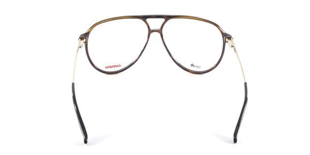 a35e43ad88838 Óculos de Grau Carrera CA6621 Tartaruga Ouro - Óculos de grau ...