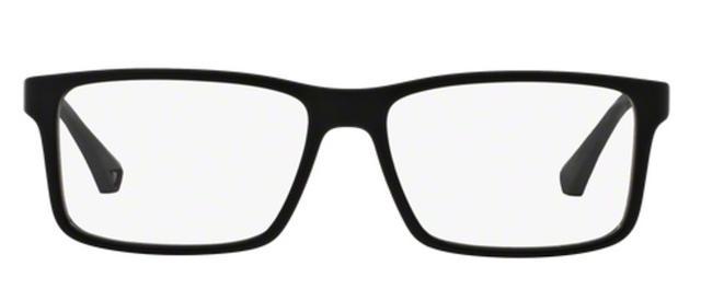ca48c9faa Imagem de Óculos de Grau Emporio Armani EA3038 5063 Preto Lentes Tam 56