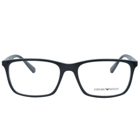 259a0cb46e6a5 Imagem de Óculos de Grau Emporio Armani Masculino EA3116 5596 - Acetato  Azul Petróleo