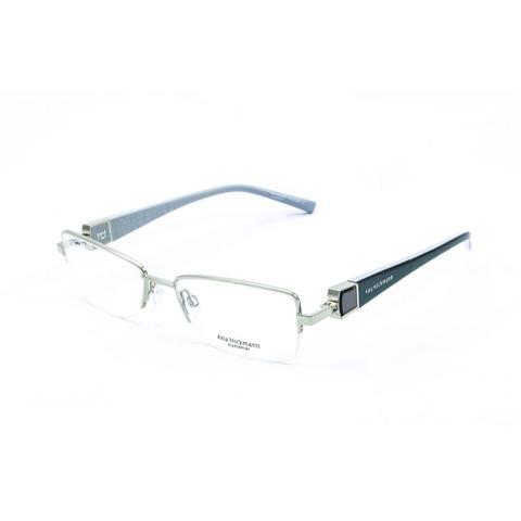 Óculos De Grau Feminino Ana Hickmann AH1234 03A Tam.52 - Ana ... 212c33b449