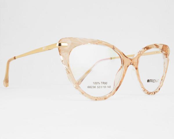 Imagem de Óculos de Grau Feminino gatinho