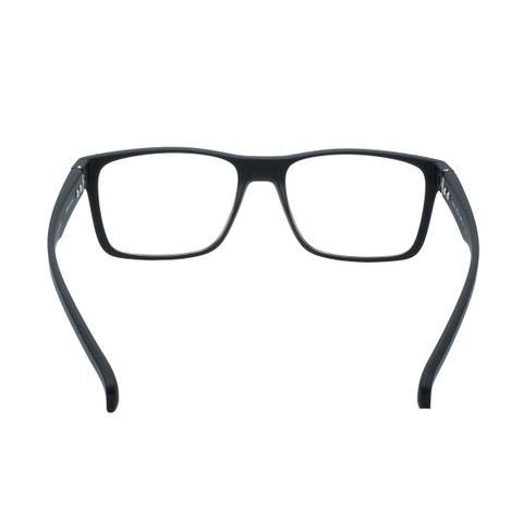 e0cafa4248e78 Imagem de Óculos de Grau HB Masculino Acetato Polytech Preto - M.93108 C762
