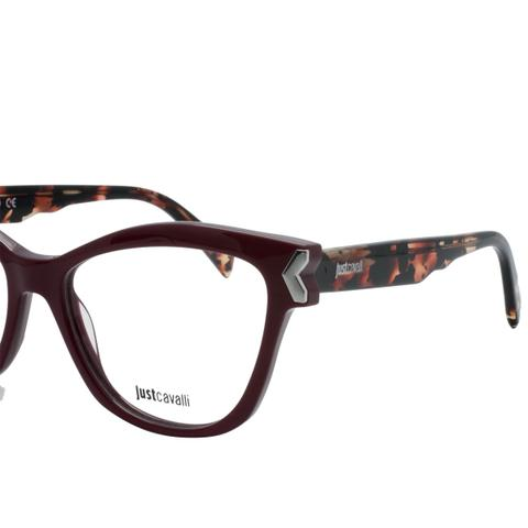 dedef68cf21d3 Imagem de Óculos de Grau Just Cavalli Feminino JC0807 069 - Acetato Bordô