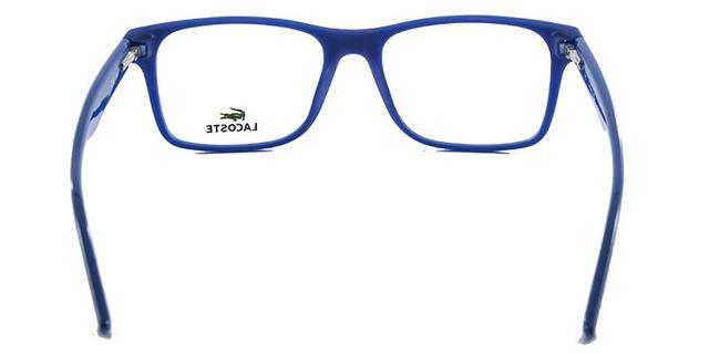 5d416eeee9ea4 Óculos de Grau Lacoste L2741 Azul - Óptica - Magazine Luiza