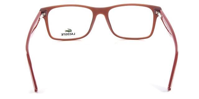 Óculos de Grau Lacoste L2741 Vermelho - Óptica - Magazine Luiza 6b0ba78930