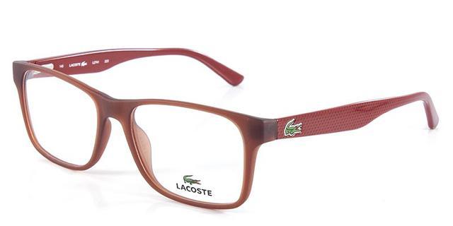 Óculos de Grau Lacoste L2741 Vermelho - Óptica - Magazine Luiza 7f7b1bd0c5