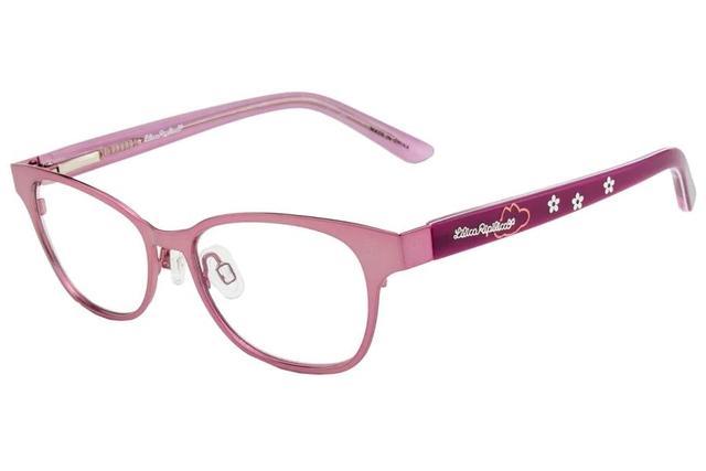 Óculos de Grau Lilica Ripilica VLR059 C3 47 Rosa - Óptica - Magazine ... 65312241b6