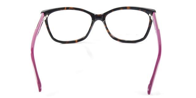 Óculos de Grau Marc by Marc Jacobs MMJ571 Tartaruga Magenta - Óptica ... 5bd496dacb