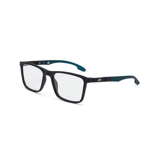 Imagem de Óculos de Grau Mormaii ASANA M6053 A67 52 Preto Lente  Tam 52