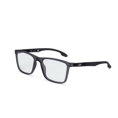 Imagem de Óculos de Grau Mormaii ASANA M6053 E37 52 Cinza Fumê Lente  Tam 52