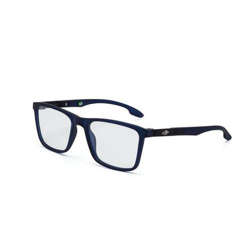 Imagem de Óculos de Grau Mormaii ASANA M6053 E38 52 Azul Lente  Tam 52