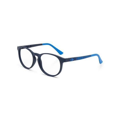 Imagem de Óculos de Grau Mormaii OLLIE NXT M6064 E44 50 Azul Lente  Tam 53