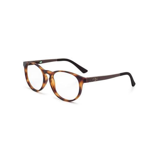 Imagem de Óculos de Grau Mormaii OLLIE NXT M6064 E71 50 Tartaruga Lente  Tam 53