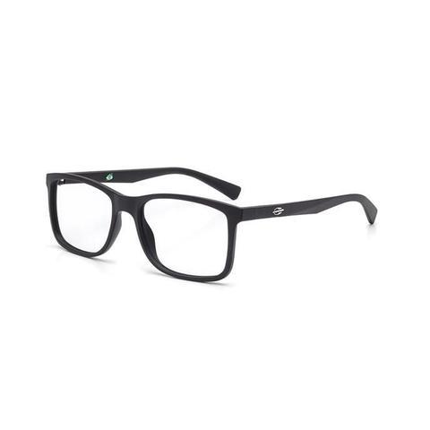 Imagem de Óculos de Grau Mormaii PEQUIM M6060 A14 53 Preto Lente  Tam 53