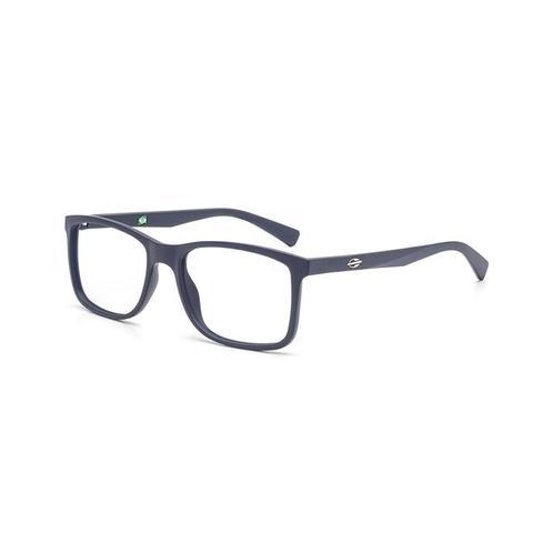 Imagem de Óculos de Grau Mormaii PEQUIM M6060 K33 53 Cinza Lente  Tam 53