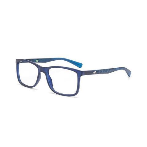 Imagem de Óculos de Grau Mormaii PEQUIM M6060 K78 53 Azul Lente  Tam 53