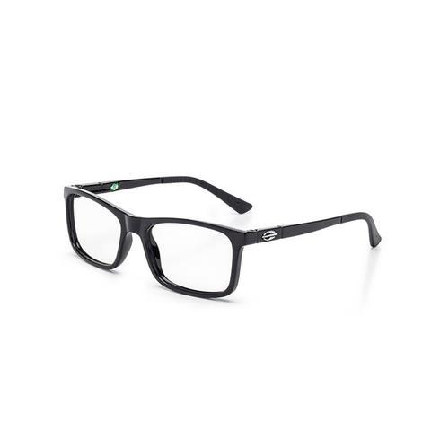Imagem de Óculos de Grau Mormaii SLIDE NXT M6068 A02 50 Preto Lente  Tam 53