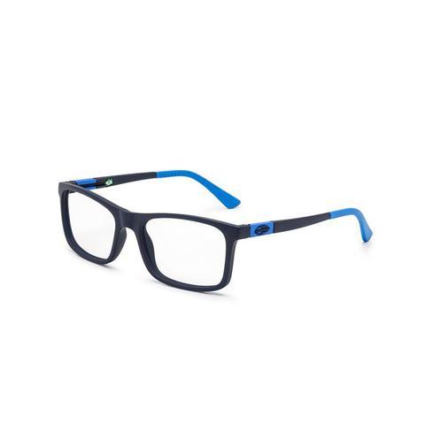 Imagem de Óculos de Grau Mormaii SLIDE NXT M6068 K80 50 Azul Lente  Tam 53