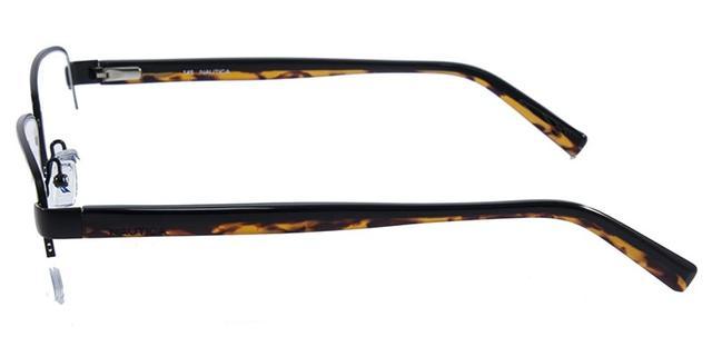 dd3a48900cf41 Óculos de Grau NAUTICA N7231 Preto - Óptica - Magazine Luiza