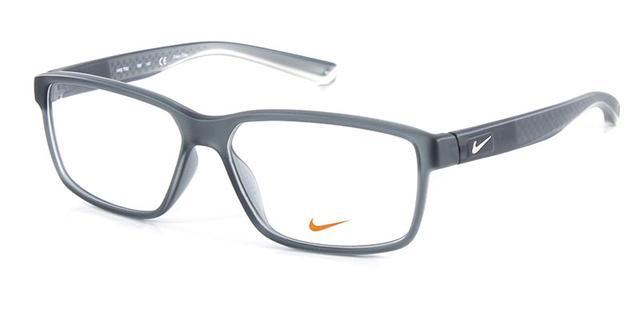 cb26acd11c192 Óculos de Grau Nike 7092 Cinza - Óptica - Magazine Luiza