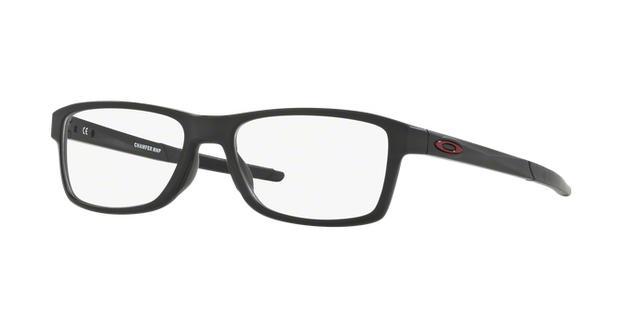 Imagem de Óculos de Grau Oakley Chamfer MNP OX8089 Preto Acetinado Tam 54 06f5fe4092