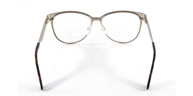 c1f096e056463 Óculos de Grau Oxydo OX548 Ouro - Óculos de grau feminino - Magazine ...