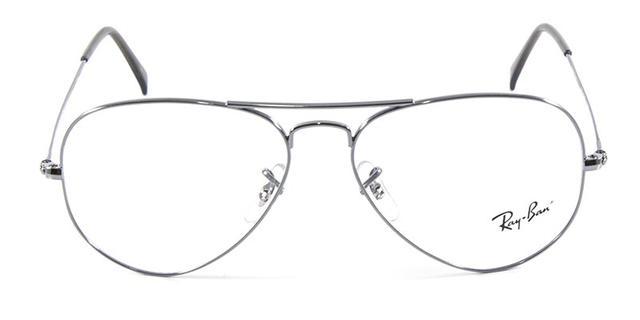 Óculos de Grau Ray Ban Aviator RB6049 Prata - Ray-ban - Acessórios ... fee2fe95a0