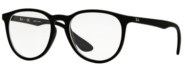 02ec682b91d22 Óculos de Grau Ray Ban Erika RB7046 Preto - Ray-ban - Óptica ...