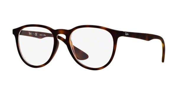 Óculos de Grau Ray Ban Erika RB7046 Tartaruga - Acessórios de moda ... 49e39adb45