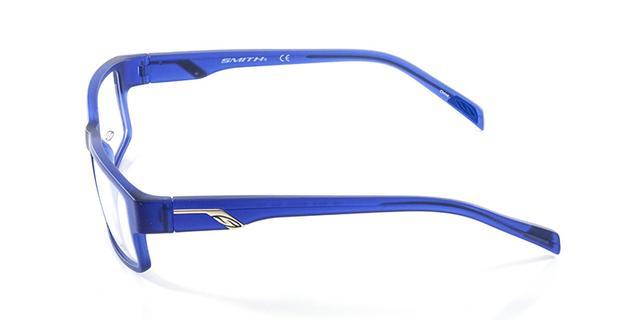 f8dd645ded7c2 Óculos de Grau Smith BROGAN Azul - Óptica - Magazine Luiza
