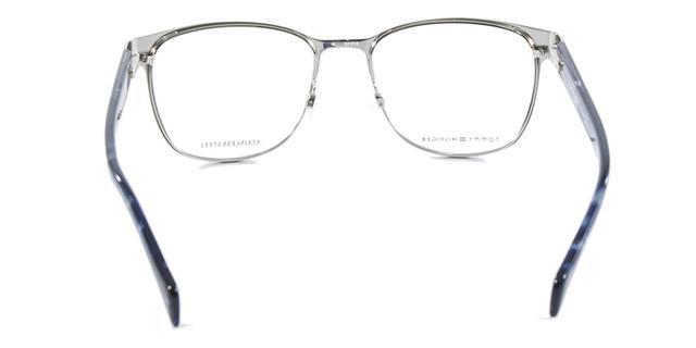 Óculos de Grau Tommy Hilfiger TH1290 Preto Fosco - Óptica - Magazine ... 3f5675b901