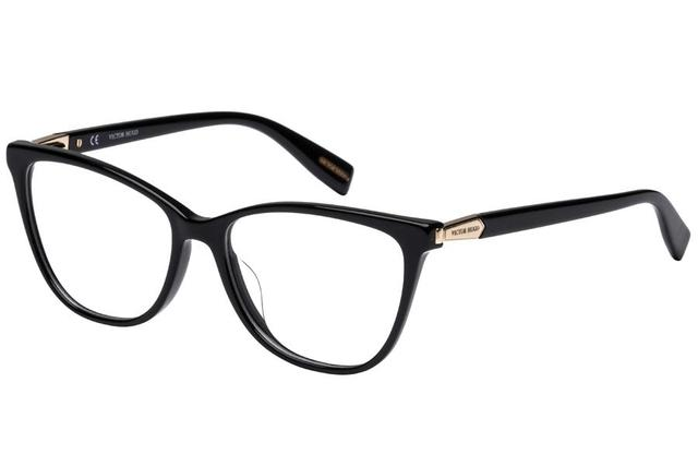 90ab418aa5a9b Óculos de Grau Victor Hugo VH1767 0700 53 Preto - Óptica - Magazine ...