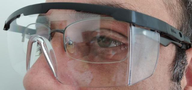 Imagem de Óculos de Proteção Poli-Ferr Médico Enfermeiro Saúde Segurança