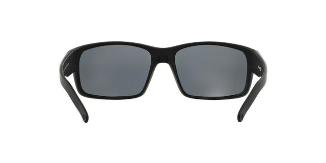 Imagem de Óculos de Sol Arnette Fastball AN4202 44781 Preto Fuzzy Lente  Polarizada Cinza Tam 62 c8f354a8be