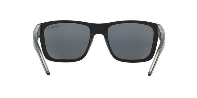 Imagem de Óculos de Sol Arnette Witch Doctor AN4177 222981 Preto Fosco  Lente Polarizada Cinza Tam 7804ee1955