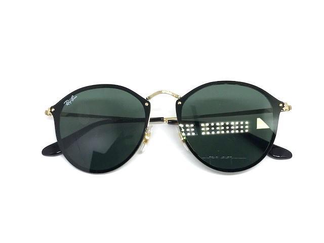 f2e1b51d3ce9b Oculos de sol Blaze Round Ray Ban RB 3574N 001 71 59 - Óculos de Sol ...