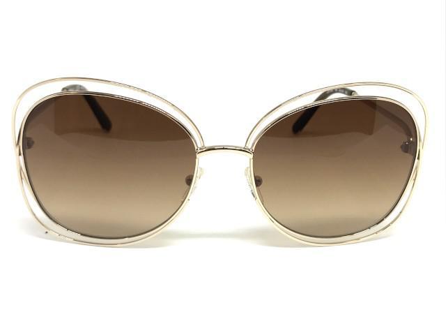 84030a0134c69 Oculos de sol Chloe Carlina CE 119S 786 - Chloé - Óculos de sol ...