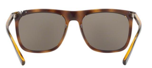 3edeb40e45524 Imagem de Óculos de Sol Emporio Armani EA4095 5026 Tartaruga Lentes Ouro  Espelhadas. Carregando.