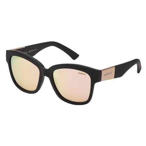 f5a6635f96ac3 Óculos De Sol Feminino Tina Preto Fosco C0014 Colcci - Óculos de Sol ...