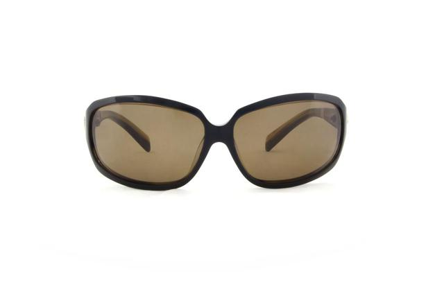 7b543021d Óculos de Sol Fox Unissex Preto com Caramelo Lente Marrom - Óculos ...