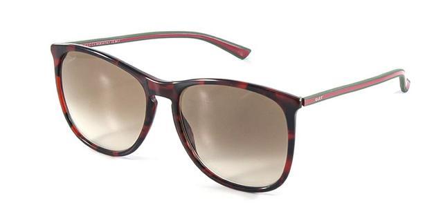 e94da8d65fc3d Óculos de Sol Gucci GG3767 Tartaruga Vermelho - Óculos de Sol ...
