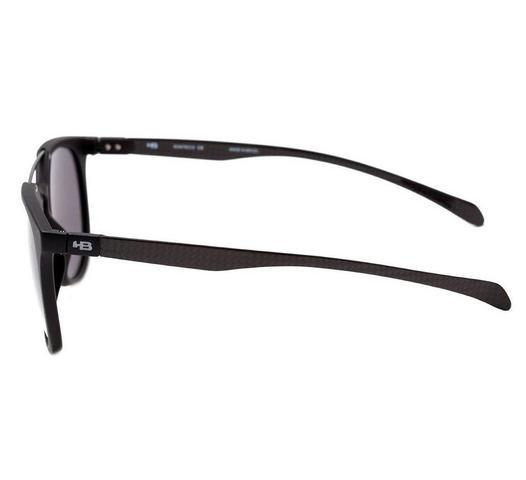 f5dd08edc Óculos de Sol HB Burnie Matte Black Carbon Fiber Gray - Óculos de ...